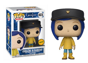 POP Movies : Coraline - in Raincoat CHASE #423