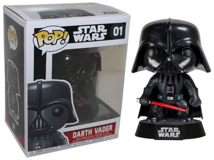 POP Star Wars : Darth Vader #01