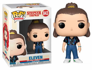 Pop TV: Stranger Things - Eleven w/Suspenders #843