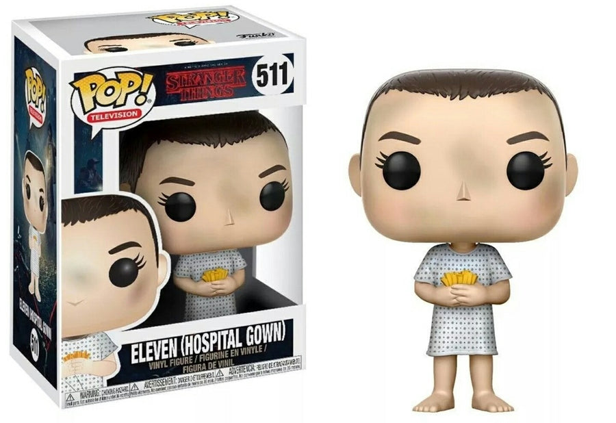 Pop TV: Stranger Things - Eleven (Hospital Gown) #511