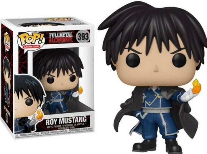 POP Animation: FMA - Roy Mustang #393