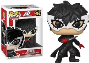 Pop Games: Personas 5 - Joker with mask #468