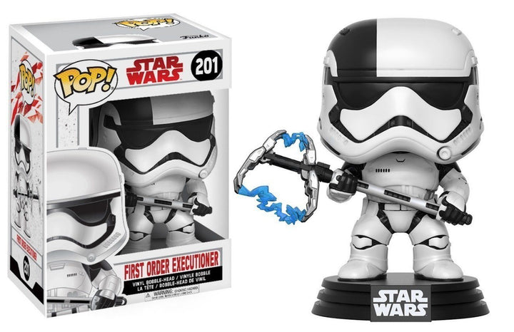 POP Star Wars : The Last Jedi - First Order Executioner #201