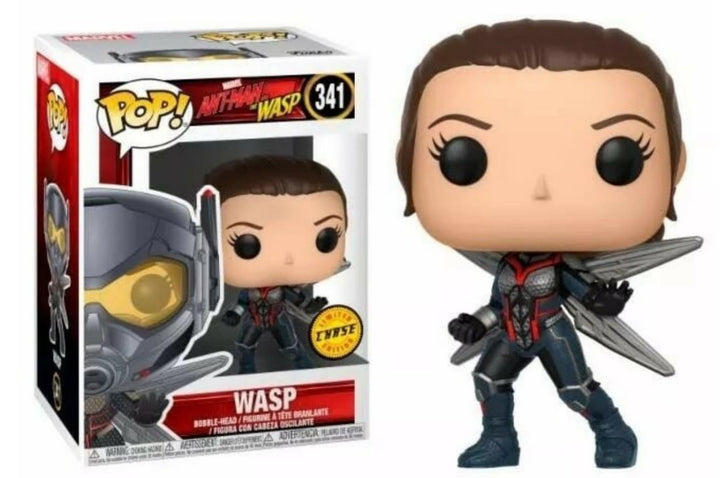 POP Marvel: Ant-Man & The Wasp - Wasp CHASE #341