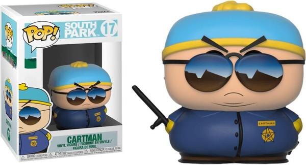 Pop TV: South Park - Cartman Police #17