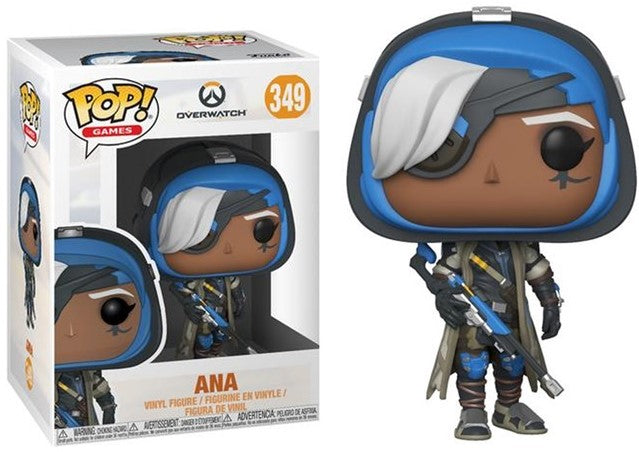 Pop Games: Overwatch - Ana #349