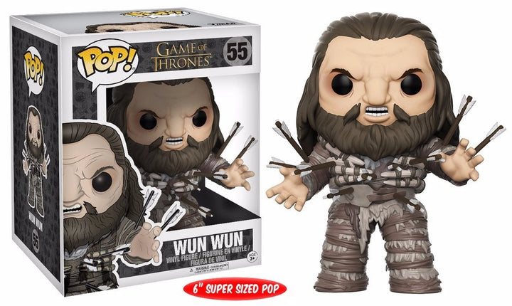 "POP Game of Thrones: Wun Wun 6""(15.24cm) #55"