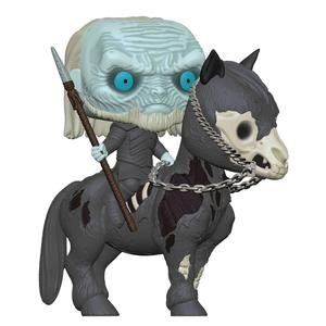 POP RIDES: GOT MOUNTED WHITE WALKER #60