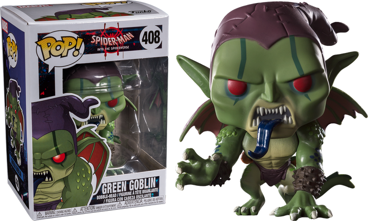 POP Marvel: Animated Spider-Man - Green Goblin #408