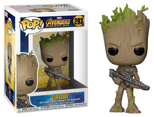 POP Marvel: Avengers: Infinity War - Groot  #293