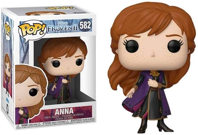 POP FROZEN II - ANNA #582