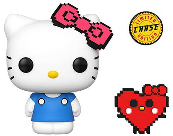 POP Animation: Hello Kitty (8 Bit) CHASE #31