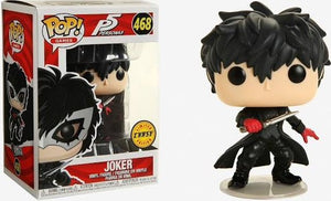 Pop Games: Personas 5 - Joker CHASE #468