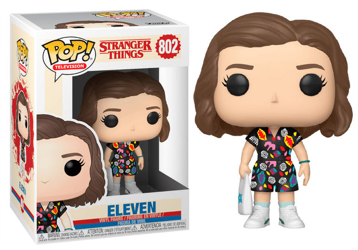 Pop TV: Stranger Things - Eleven in Malla Outfit  #802