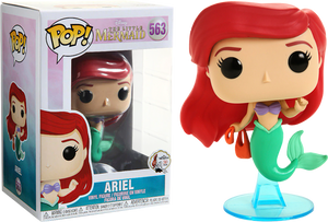 POP Disney: Little Mermaid - Ariel w/Bag #563