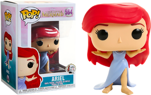 POP Disney: Little Mermaid - Ariel Purple Dress #564