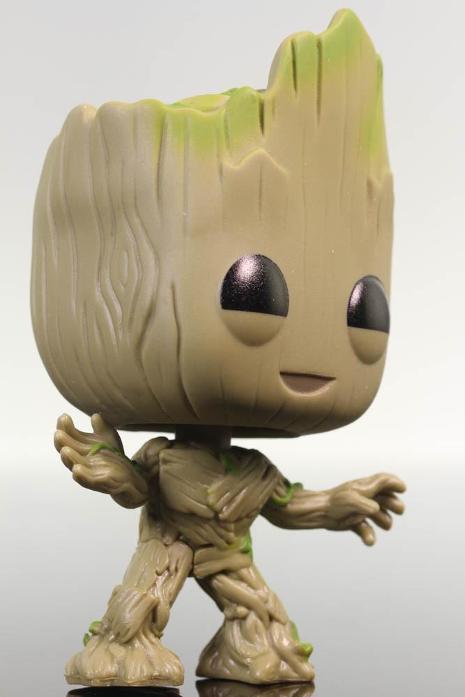 POP Marvel: Guardians of the Galaxy Vol. 2 - Groot #202