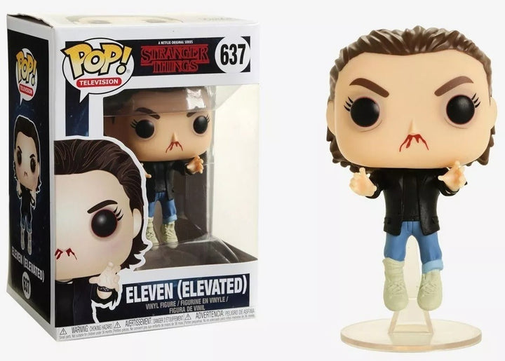 Pop TV: Stranger Things - Eleven (Elevated) #637