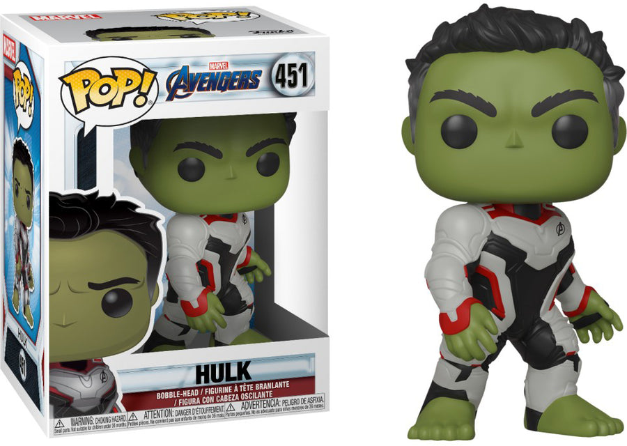 POP Marvel: Endgame - Hulk #451