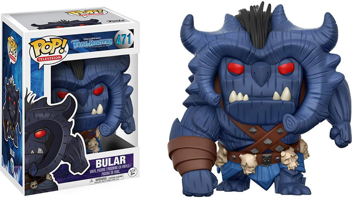 Pop TV: Trollhunters - Bular #471