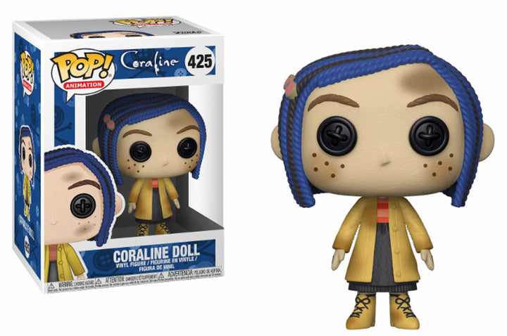POP Movies : Coraline - as Doll #425