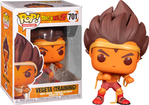 POP DRAGON BALL Z - VEGETA (TRAINING) #701
