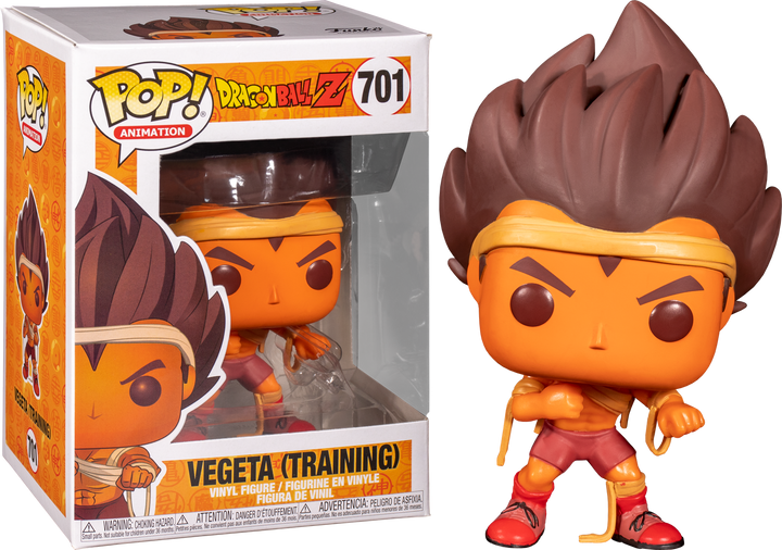 POP Animation: Dragon Ball Z - Training Vegeta #701
