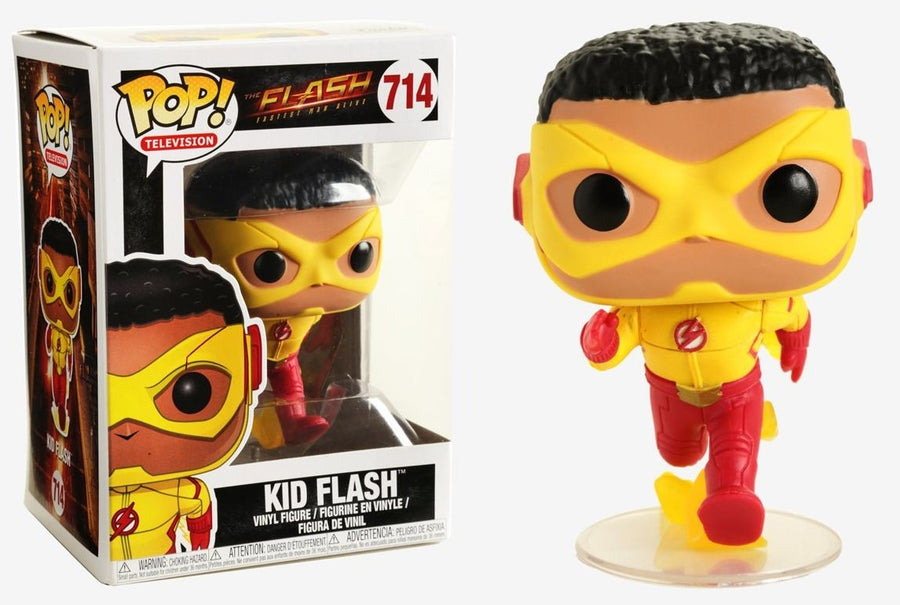 POP TV: The Flash - Kid Flash #714