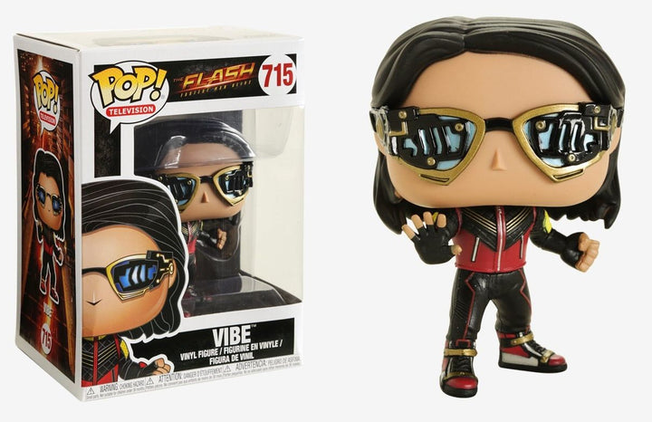 POP TV: The Flash - Vibe #715