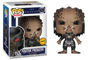 POP Movies : The Predator - Fugitive Predator CHASE #620