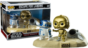 Pop Star Wars Movie Moments: Escape Pod Landing #222