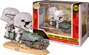 POP Star Wars : First Order Tread Speeder #320