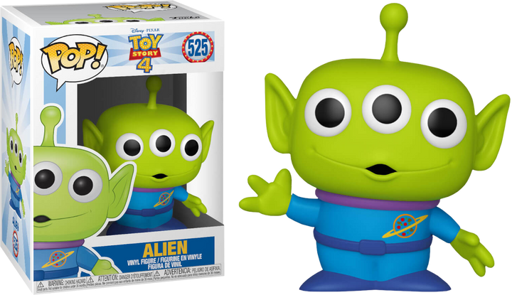POP Disney: TOY STORY 4 - Alien #525
