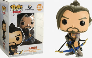 Pop Games: Overwatch - Hanzo #348
