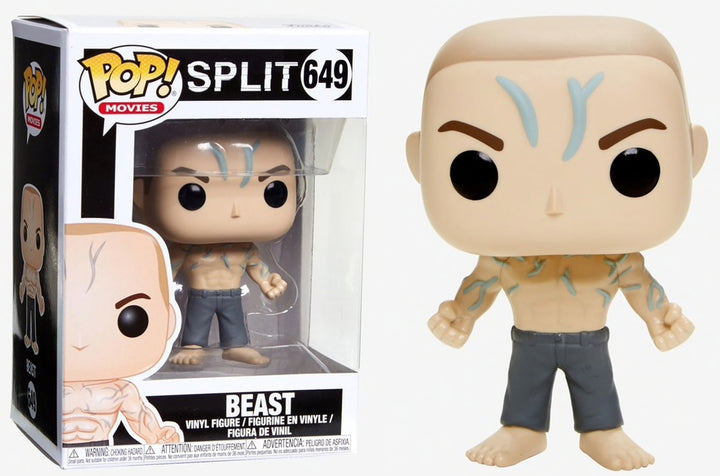 POP Movies : Split - The Beast #649