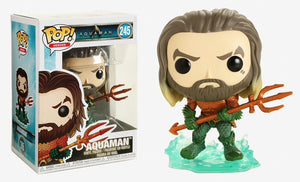 POP HEROES : Aquaman-Hero Suit #245