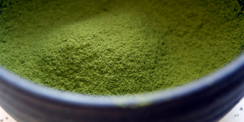 Sift Matcha Powder to Make a Perfect Matcha Tea