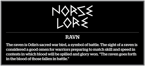 Ravn Norse Lore
