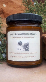 Wholesale Desert Renewal Healing Cream (case of six 8oz jars)