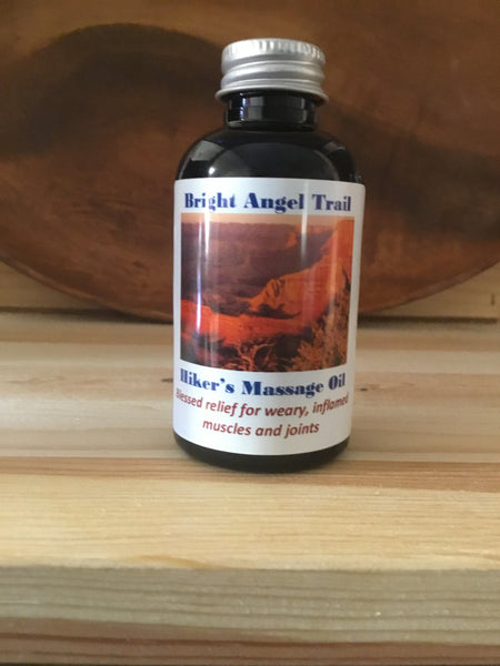 Pro Bright Angel Trail Hiker's Massage Oil 16oz