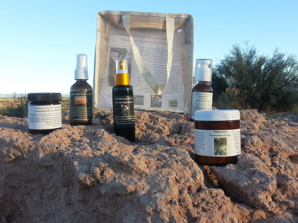 Wildflower West Sun Damage Renewal Collection Set