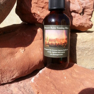 Wholesale Desert Rain Toning Mist (six 100ml bottles)