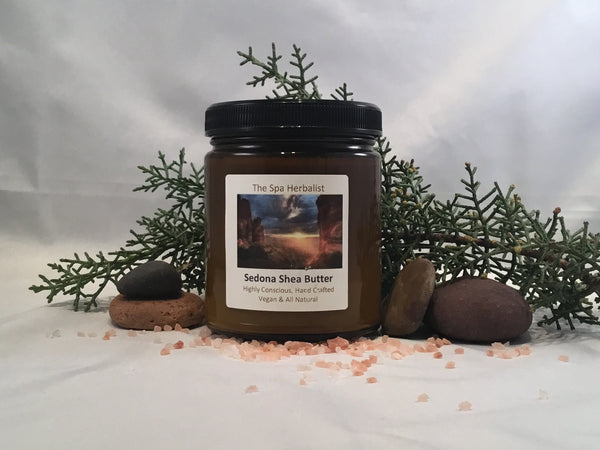 Wholesale Sedona Shea Butter  8oz (case of five jars)