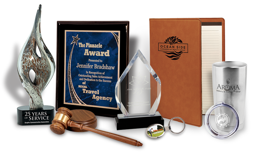 custom engraved corporate awards, plaques, engraved awards, business, wholesale, educationsal