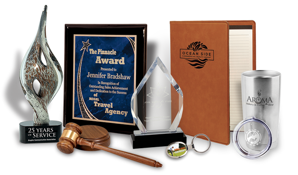 corporate awards, corporate gifts, exectutive awards, plaques, custom plaques, engraved plaques