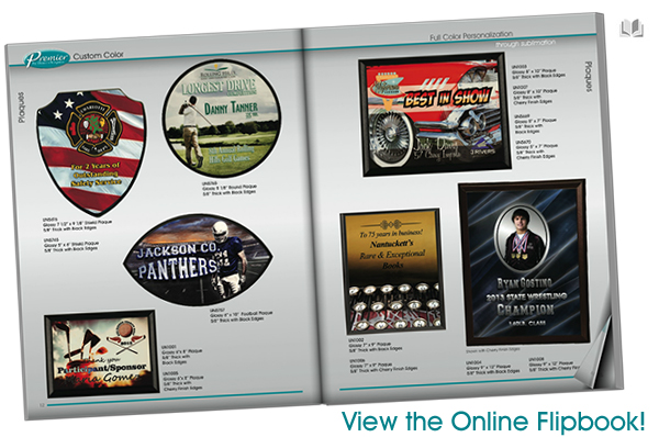 View More catalog items, full color promotional products
