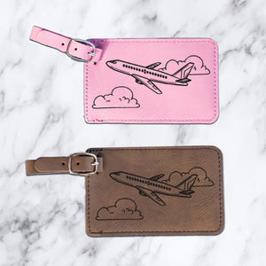 Personalized Luggage tags, Travel Gift, Engraved Luggage tags, Gift for Travel Lover, Graduation Gift, Going Away Present