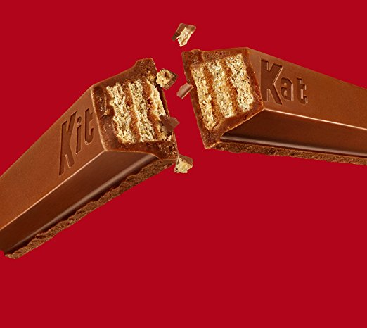 I'm Craving KITKAT® Chocolate Cookie Bars