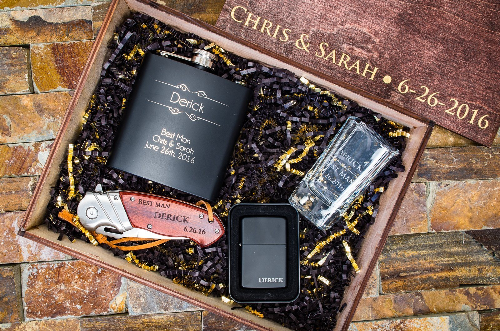 groomsmen gifts the personalized gift co