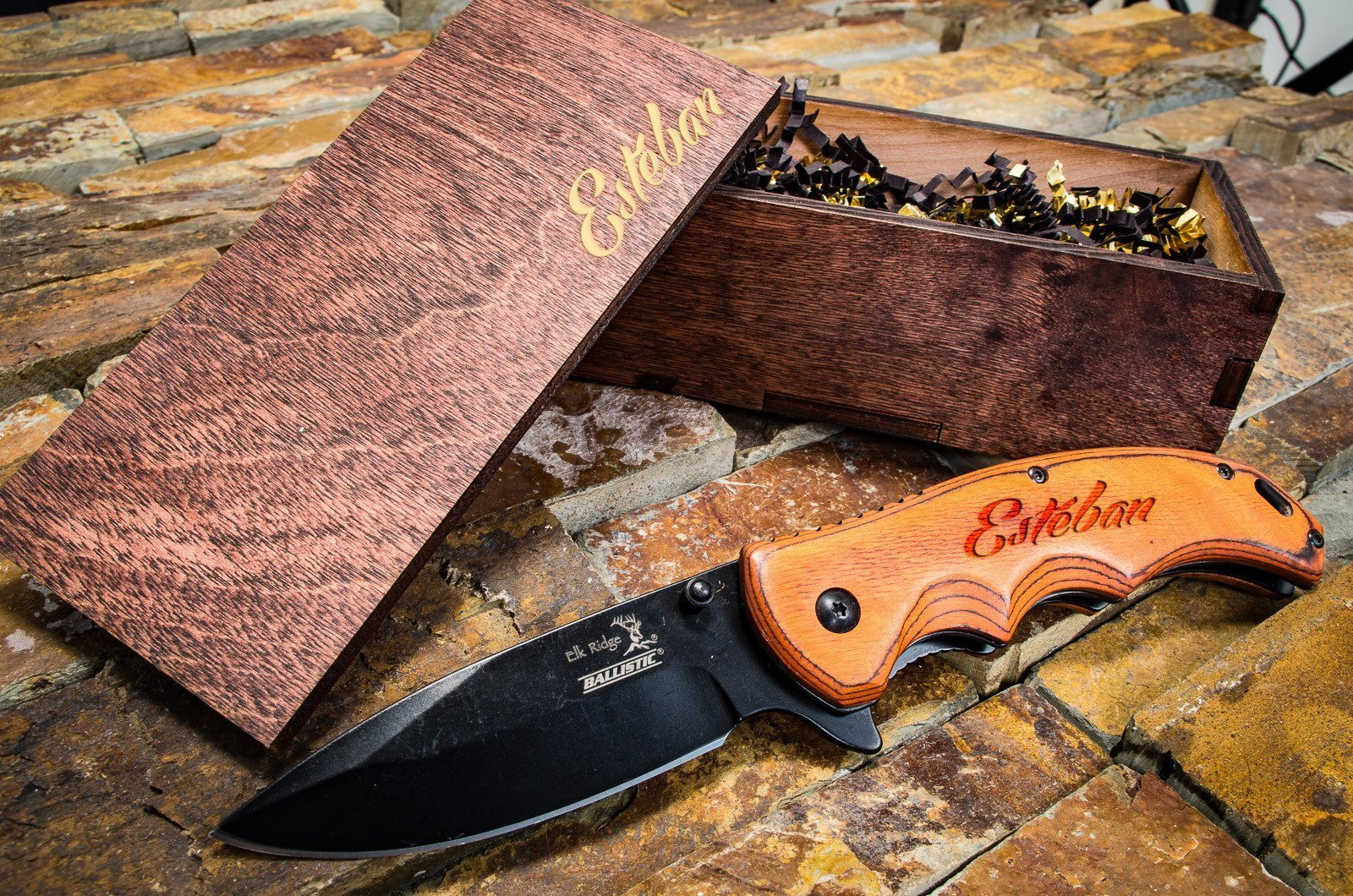 Wonderful Personalized Knives - The Personalized Gift Co. SQ59